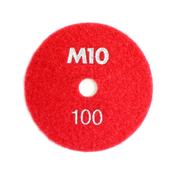 M10 Diamond Velcro Polishing Pad - Singapore